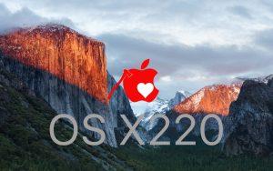 OS X220 Wallpaper